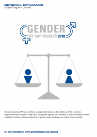 Gender Pay Gap report 2018