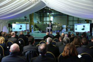 Inauguration of Merthyr facility