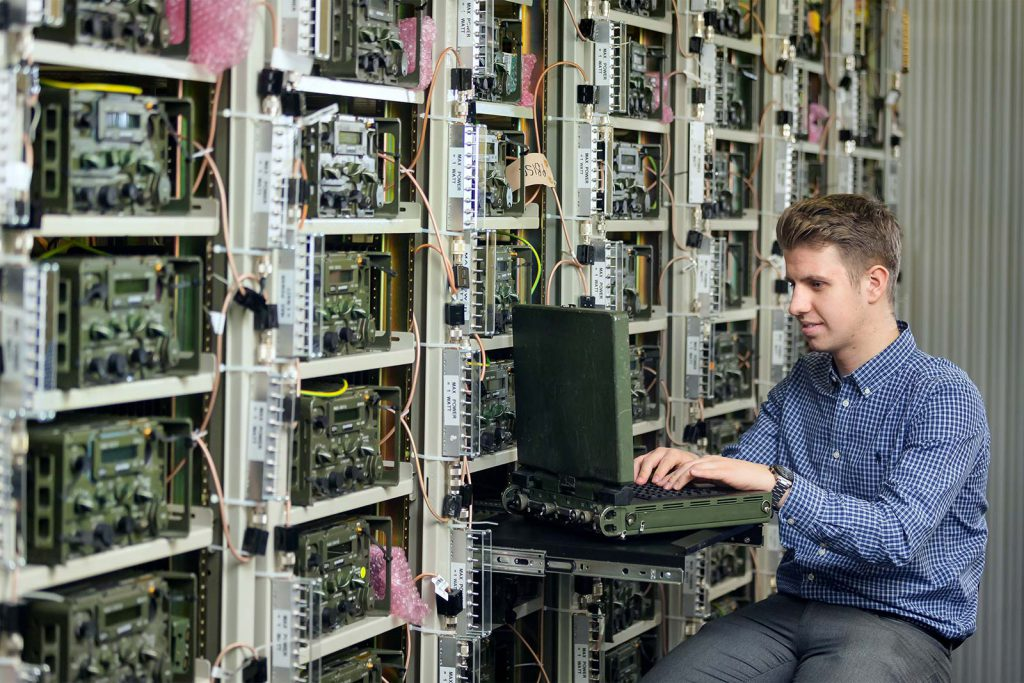 General Dynamics Graduates What Expect