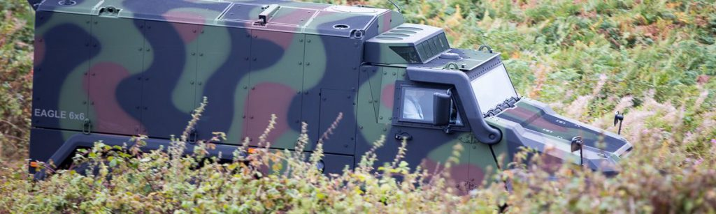 General Dynamics Multi Role Vehicle Protected