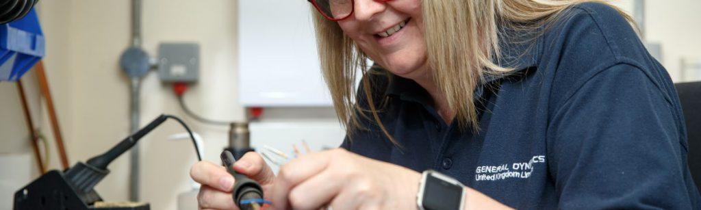 Teresa Cox lab support engineer